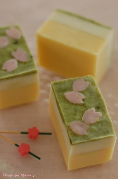 桜の石鹸1