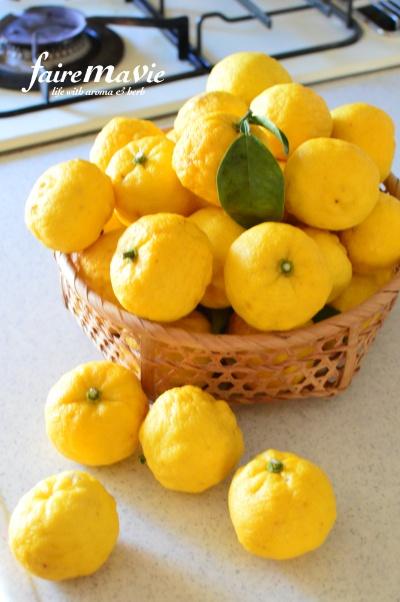 自家製柚子
