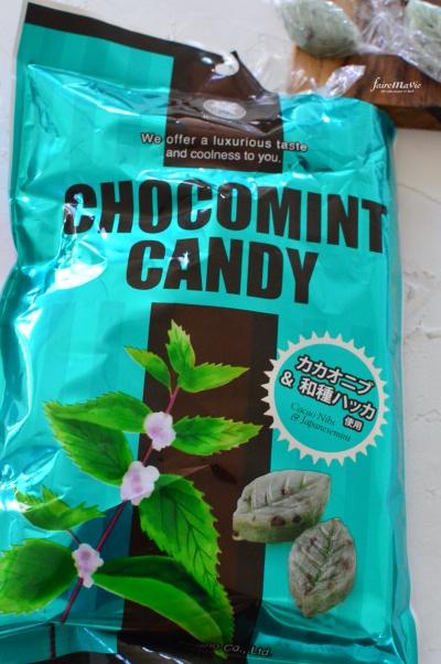 北見ハッカチョコミントキャンディー
