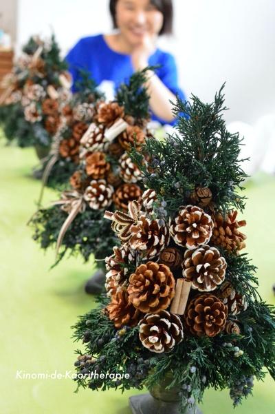 木の実で薫りテラピージュニパー