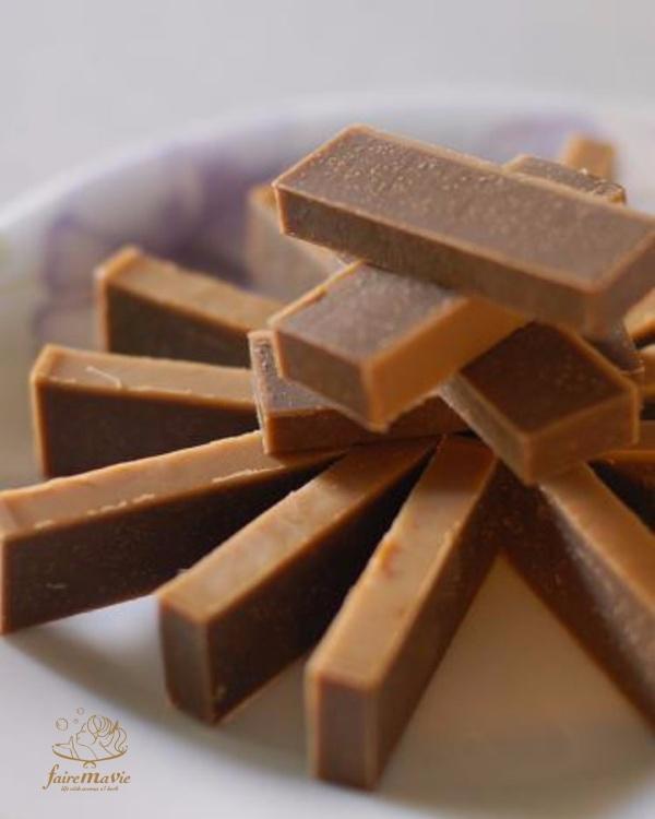 チョコレートの石けん